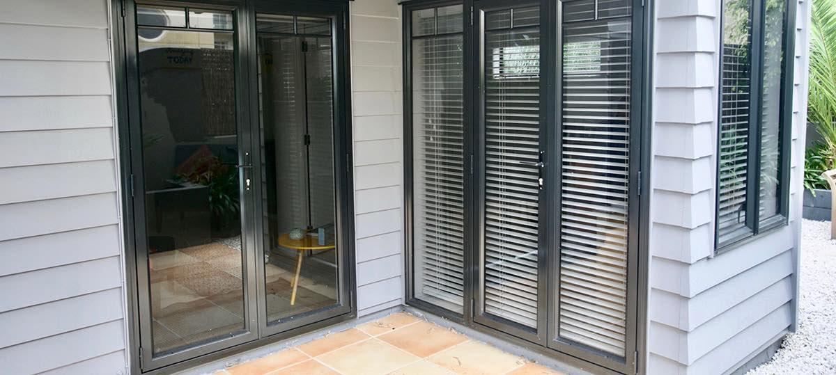 Aluminium Window Re-coloring